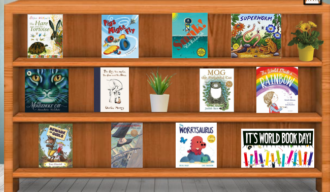 Sherborne Primary Virtual Library
