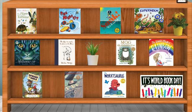 Sherborne Primary Virtual Library